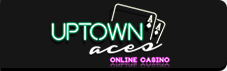Uptown Aces Onine Casino Logo