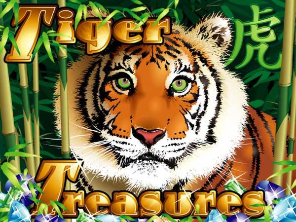 Tiger Treasures Slots - Play for Free Instantly Online