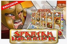 Spartan Warrior Slot