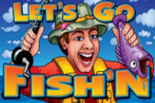 Let's Go Fish'n Slot