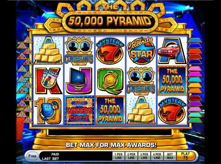 Pyramid Deluxe Slot Machine - Play the Online Slot for Free
