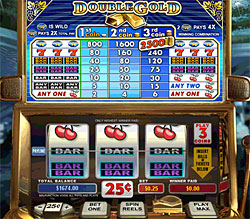3 Reel Slot Machine