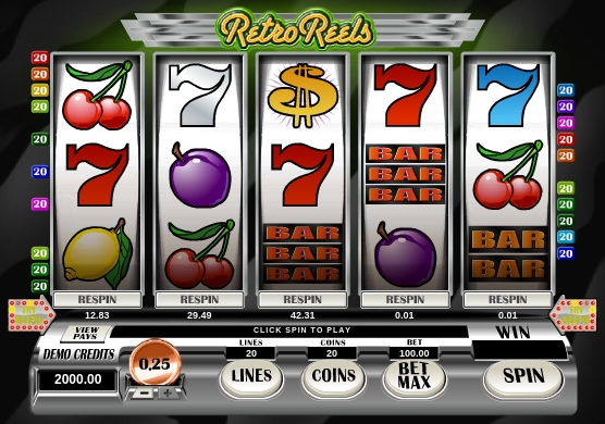 Spin those reels and try to get the winning payline