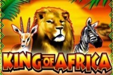 King of Africa Logo