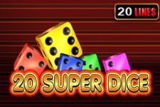20 Super Dice Slot