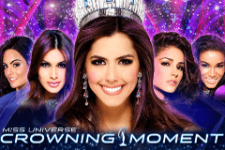 Miss Universe Crowning Moment Slot