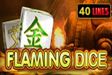 Flaming Dice Slot