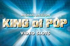 Micheal Jackson King of Pop Slot