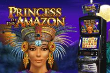 Princess of the Amazon Slot