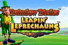 Rainbow Riches Leapin Leprechauns Slot