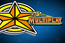 5 Line Multiplay Slot