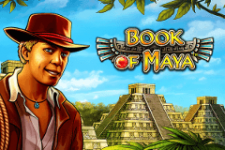 Book of Maya Slot