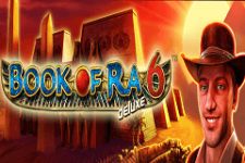 Book of Ra 6 Deluxe Slot