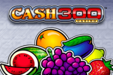 Cash 300 Casino Logo