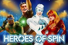 Heroes Spin Slot