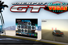 Jackpot GT Race to Vegas Slot