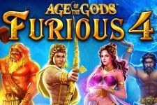 Age of the Gods: Furious Four Slot