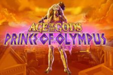 Age of the Gods: Prince of Olympus Slot