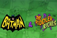 Batman and the Riddler Riches Slot