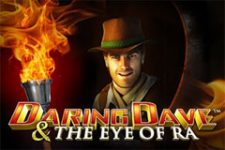 Daring Dave and the Eye of Ra Slot