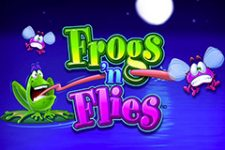 Frogs 'n Flies Slot