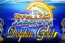 Stellar Jackpots with Dolphin Gold Slot