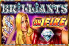 Brilliants on Fire Slot