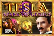 Tesla Spark of Genius Logo