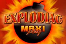 Explodiac Maxi Play Slot