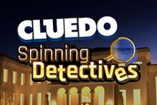 Cluedo: Spinning Detectives Slot