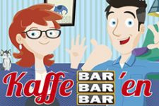 Kaffe BAR-BAR-BAR'en Slot