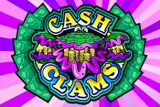 Cash Clams Slot
