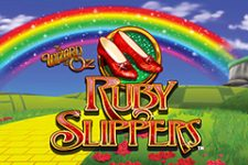 The Wizard of Oz: Ruby Slippers Slot